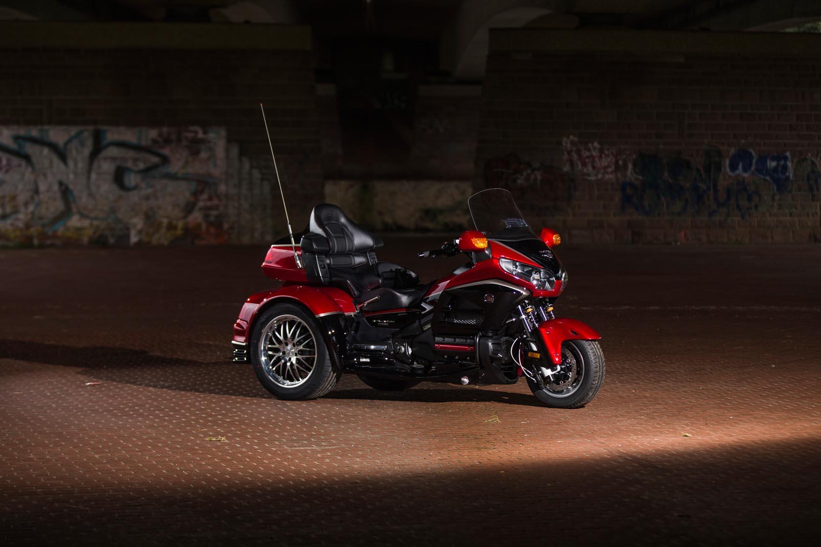 Trikes - EML Trikes & Sidecars