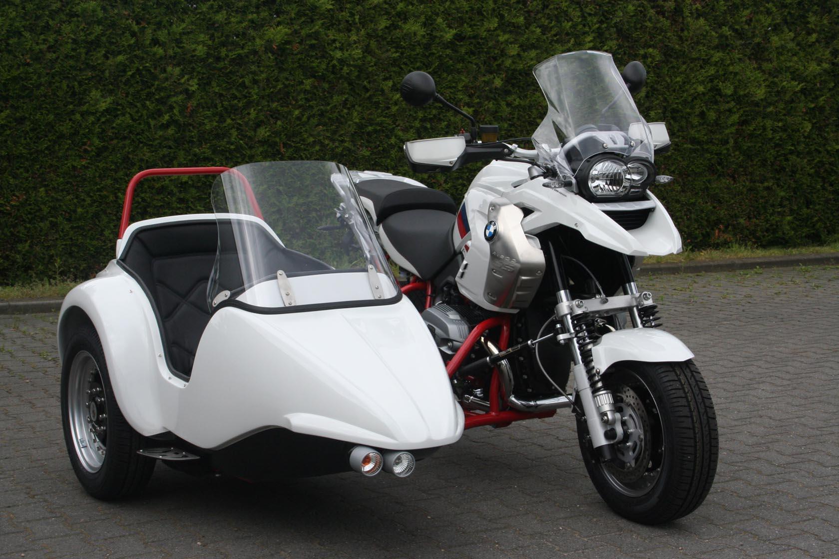 Performance Technology: EML Trikes & Sidecars
