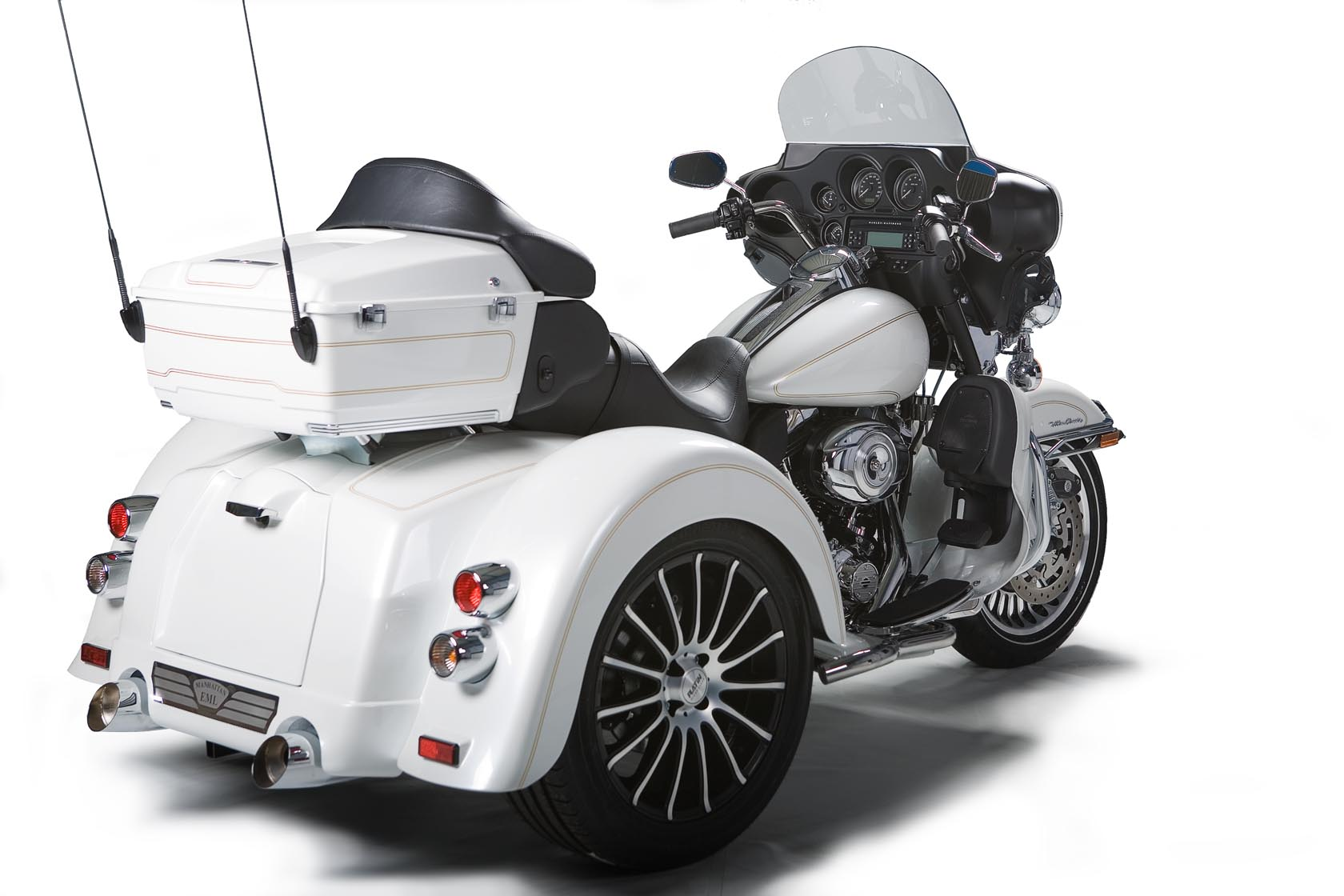 trikes eml trikes sidecars. Black Bedroom Furniture Sets. Home Design Ideas