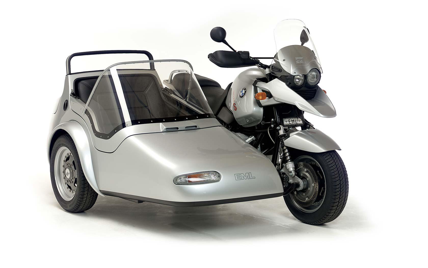 CT 2001 - EML Trikes & Sidecars