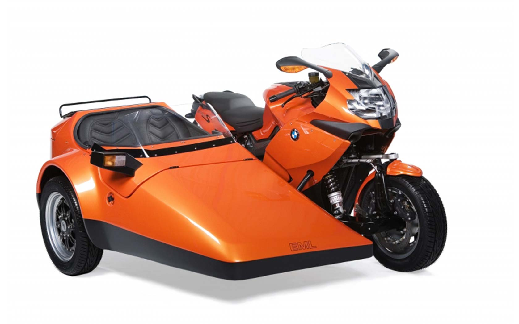 Sidecars - EML Trikes & Sidecars