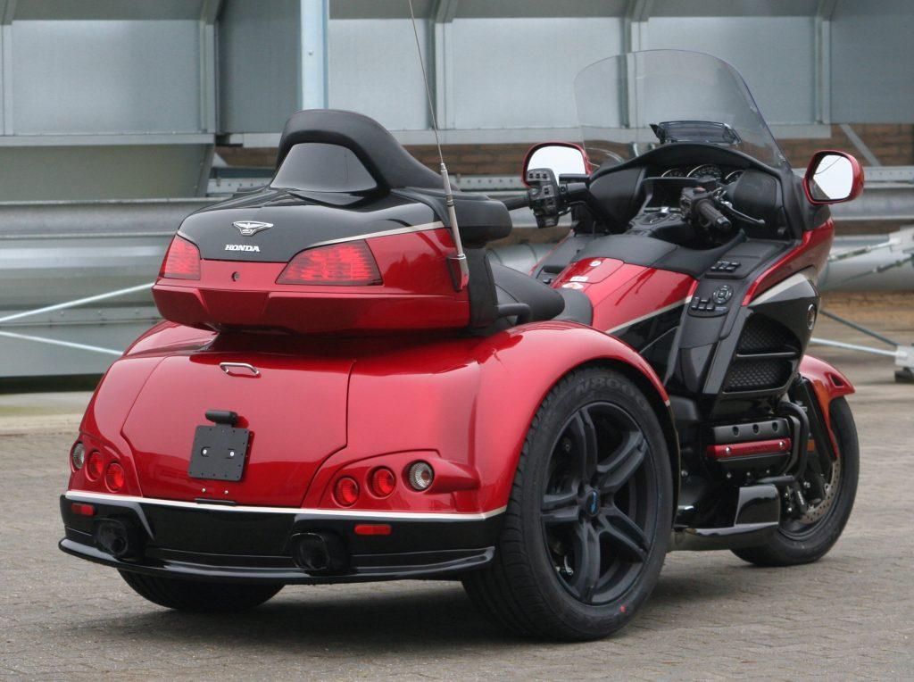 Martinique XGT - EML Trikes & Sidecars