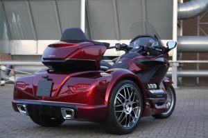 New EML Martinique GTS kit for the new Honda Goldwing